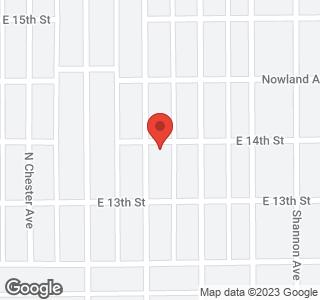 1329 North Gladstone Avenue