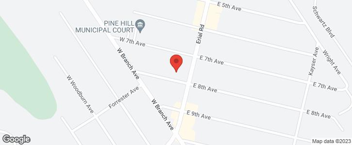 7 W 8TH AVE Pine Hill NJ 08021