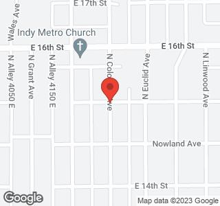 1525 North COLORADO Street