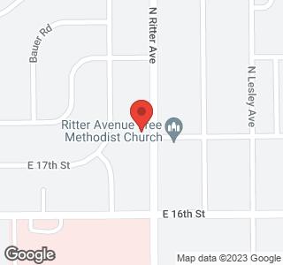 1724 N Ritter Avenue