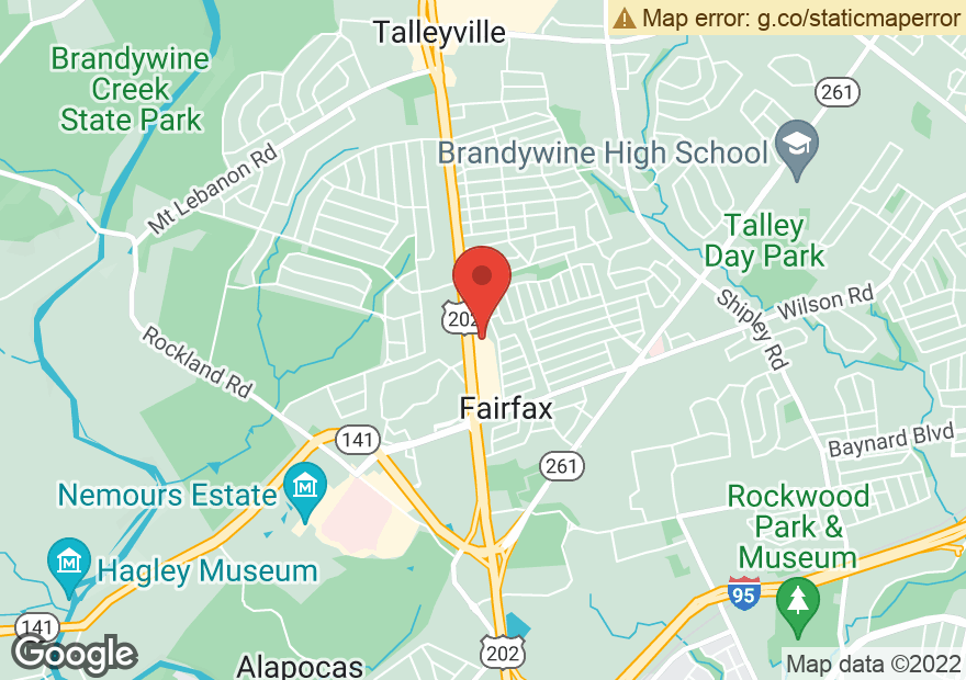 Google Map of 2119 CONCORD PIKE