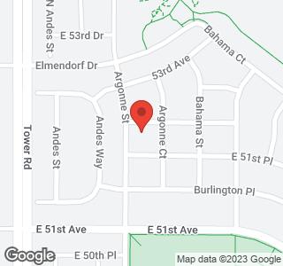 18728 E 52nd Avenue