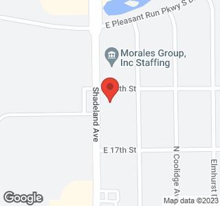 1739 North SHADELAND Avenue