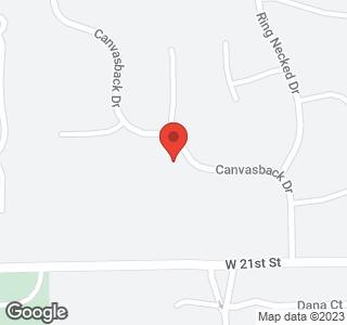 2202 Canvasback Drive