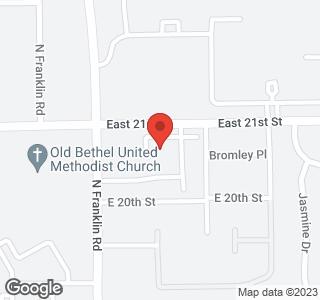 8163 East 21st Street