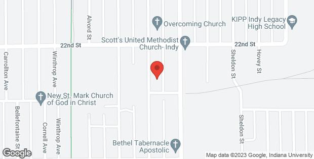 2115 Columbia Avenue Indianapolis IN 46202
