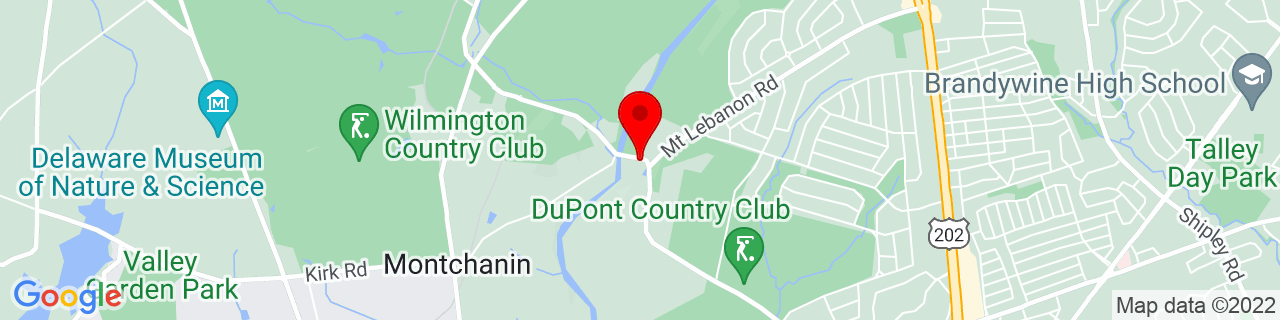Google Map of 39.7966166, -75.5734298