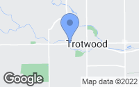 Map of Trotwood, OH
