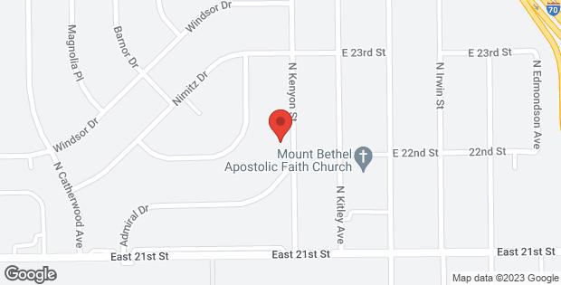 2156 N Kenyon Street Indianapolis IN 46219