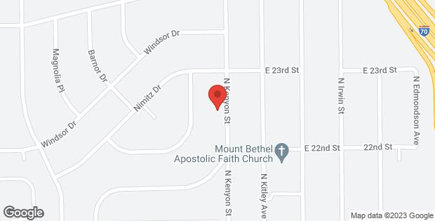 2214 N Kenyon Street Indianapolis IN 46219