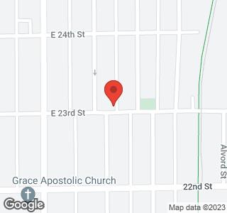 814 East 23rd Street