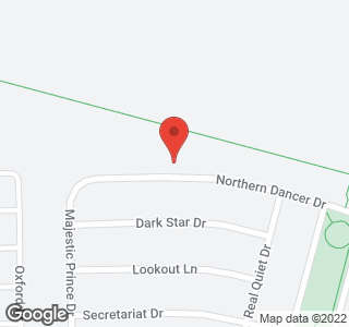 10518 Northern Dancer Drive