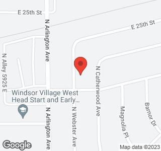 2413 North Webster Avenue
