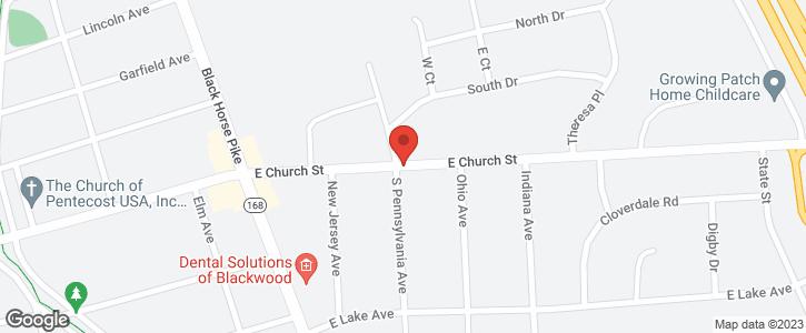 120 E CHURCH ST Blackwood NJ 08012