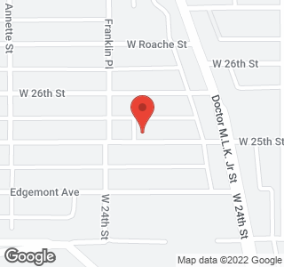 764 West 25th Street