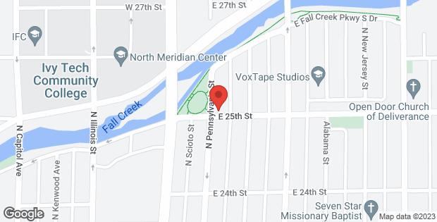 2503 N Pennsylvania Street Indianapolis IN 46205