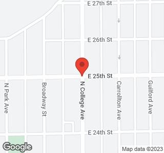 2525 North College Avenue