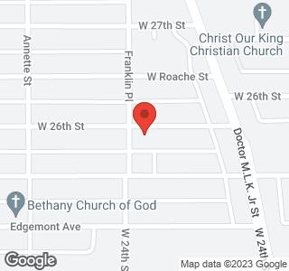 769 West 26th Street
