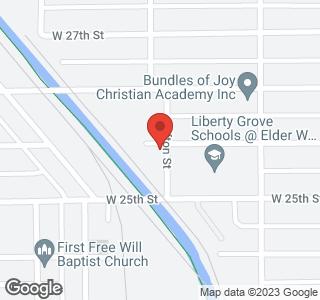 1101 West 26th Street