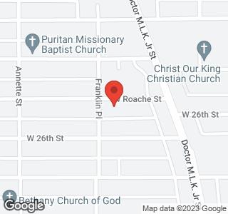 749 West ROACHE Street