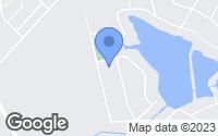 Map of Evesham Township, NJ