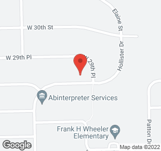 5826 Hollister Drive