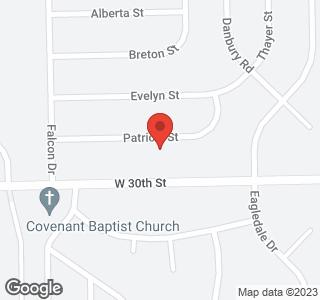 4025 Patricia Street