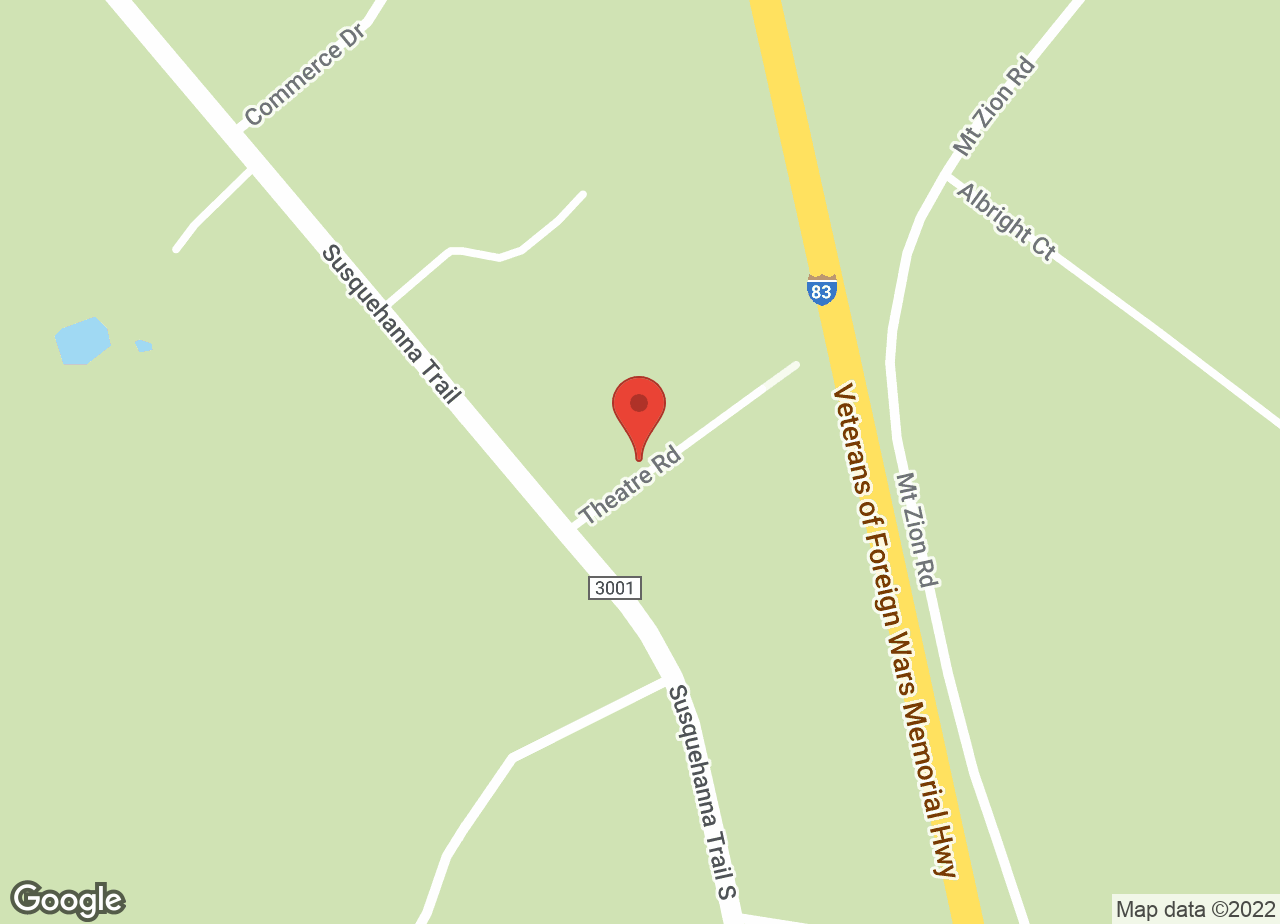 Google Map of VCA Old Trail Animal Hospital