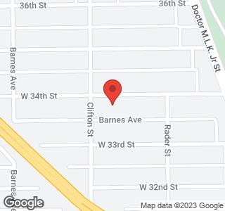 1051 West 34th Street