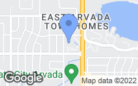 Map of Arvada, CO