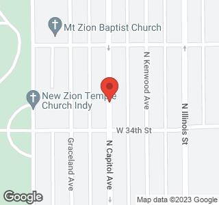 3432 North CAPITOL Avenue