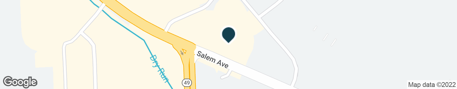 Google Map of5271 SALEM AVE
