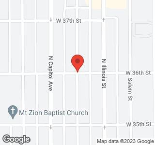 3602 North Kenwood Avenue