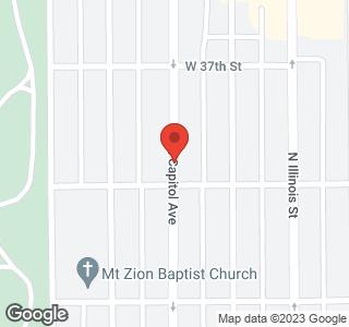 3618 North Capitol Avenue
