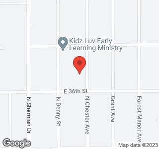 3616 North Chester Avenue