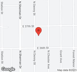 3625 N Denny Street