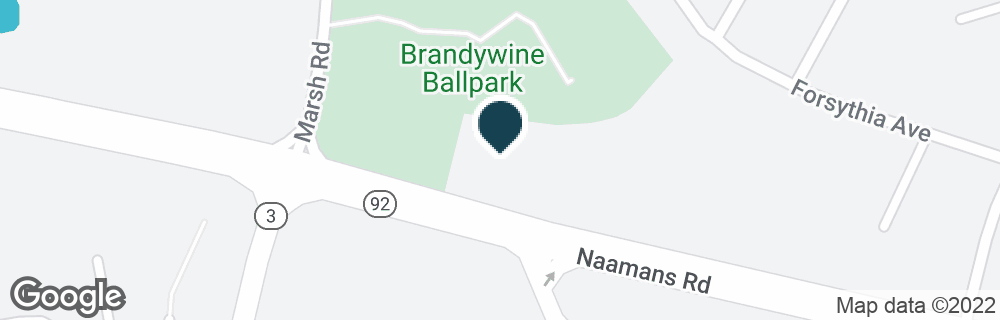 Google Map of1601 NAAMANS RD