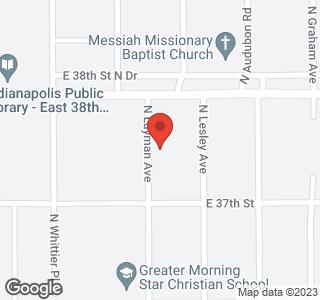 3721 North LAYMAN Avenue
