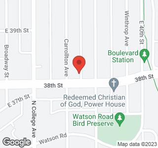 810 East 38th Street