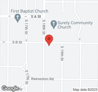 1801 S B Street