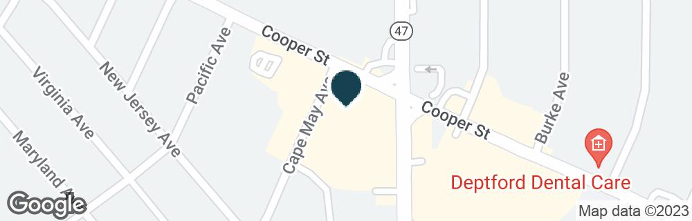 Google Map of1408 DELSEA DR