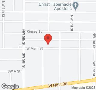 314 W Main street