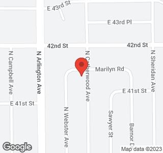 4118 North Catherwood Avenue