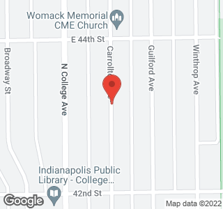 4315 Carrollton Avenue