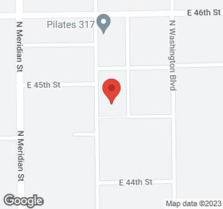 4461 North PENNSYLVANIA Street