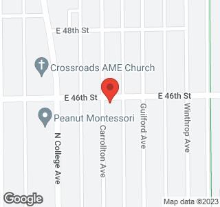 801 East 46th Street
