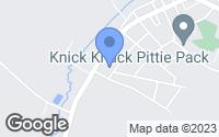 Map of Mont Alto, PA