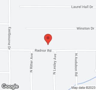 5532 Radnor Road
