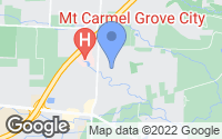 Map of Grove City, OH
