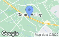 Map of Garnet Valley, PA